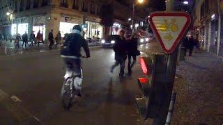 Vélo à Rouen : Quand les cyclistes n