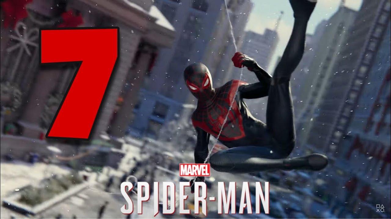 Download SPIDER-MAN MILES MORALES ITA - [ MILES VS PROWLER   - PARTE 7 - PS4]