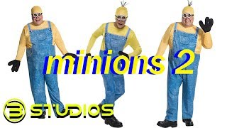 Minions 2 Pl0t ReVieLED!!*&#*O&@ | B Studios