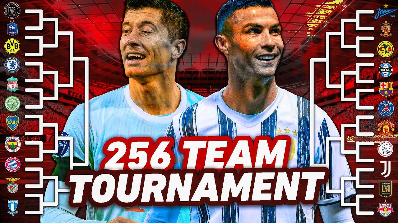 Download I Created The BIGGEST Tournament In FIFA History... (256 Total Teams! 😱)