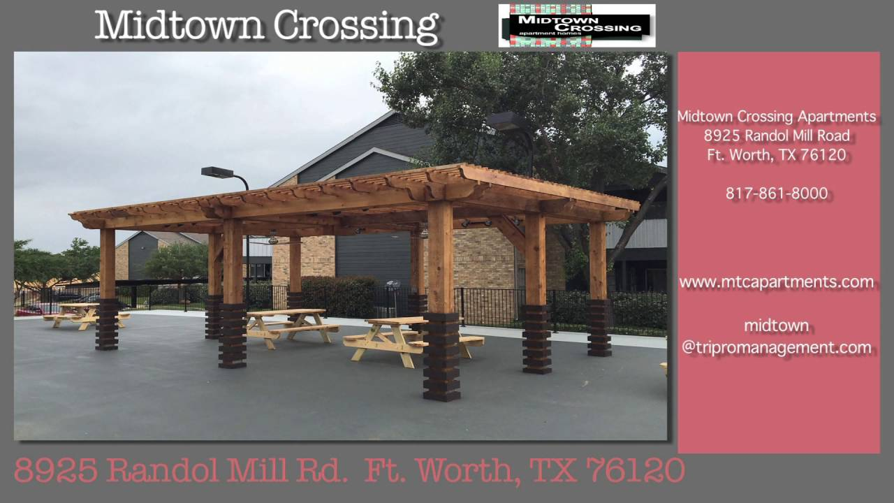 Midtown Crossing Apartment Homes, Overview, Ft. Worth, TX