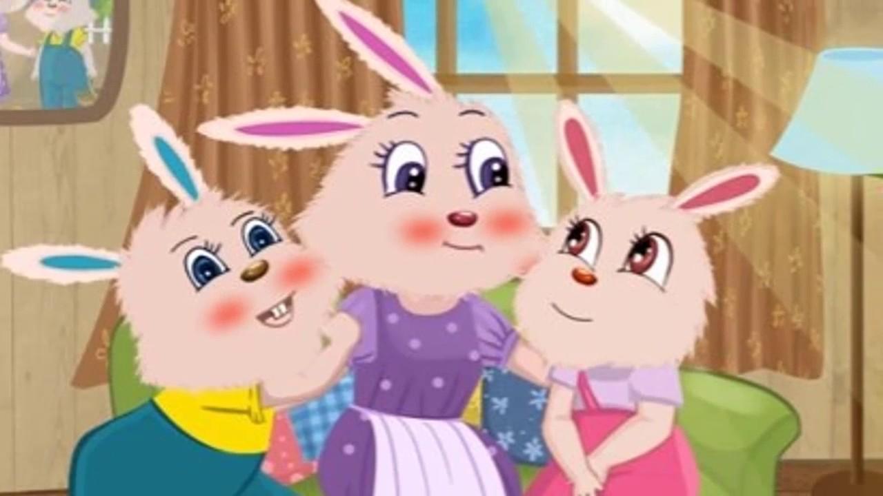 Anh Em Nhà Thỏ – Chuyện kể cho bé – Kể truyện cho bé mầm non – Đọc truyện cho bé trai