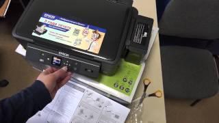 Новый принтер: Epson L456 Обзор фабрики печати(, 2015-05-07T04:21:32.000Z)