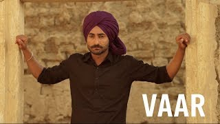 Vaar | Bhalwan Singh | Ninja | Gurmoh | Releasing 27th Oct