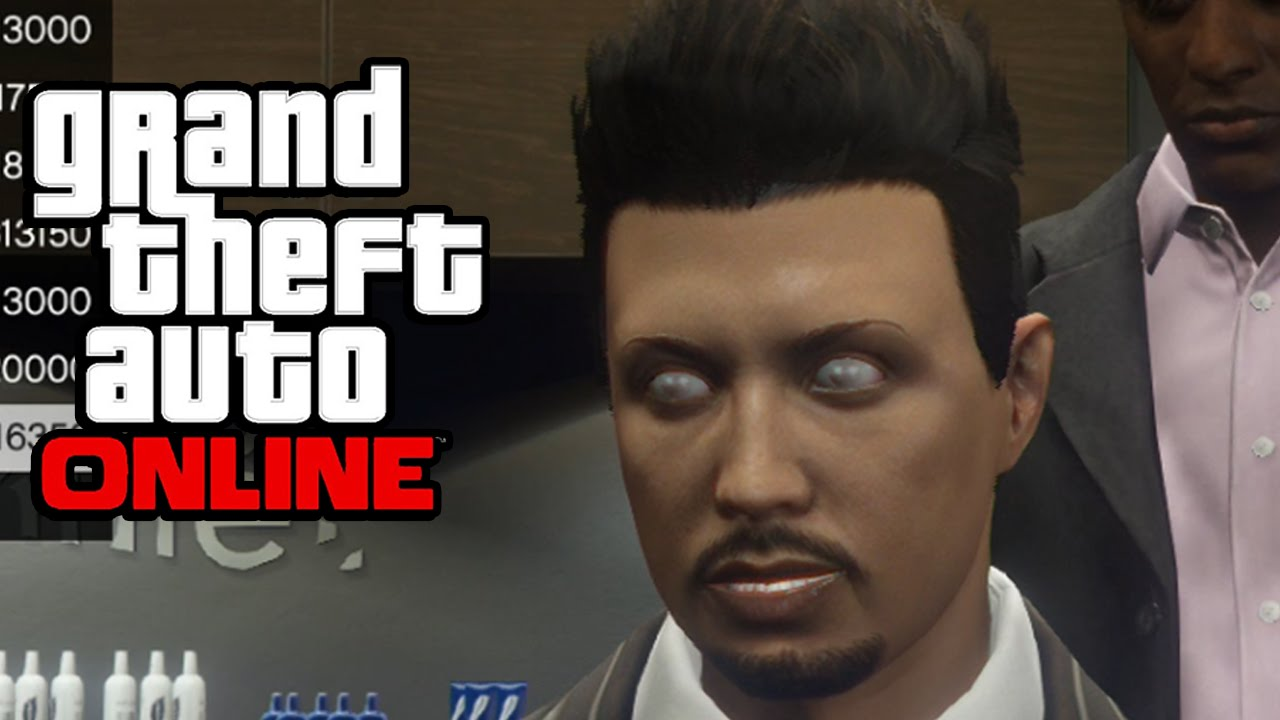 Color change online - Gta 5 Online How To Get Zombie Eyes Change Your Eye Color Gta V Xbox One Ps4 Youtube
