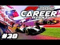 F1 2019 CAREER MODE Part 38: TEAM-MATE DESTROYS MY RACE!