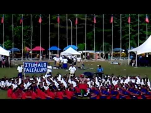 Falealupo at Samoa's 54th