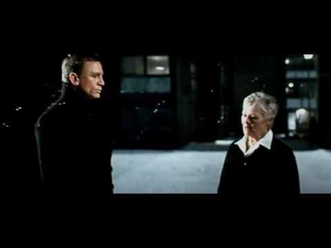 007 I never left