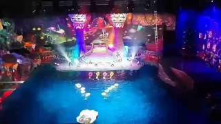 Шоу Тайна подземного моря СК Олимпийский