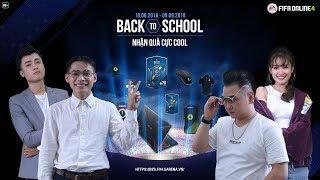 Back to School - Xây đội hình cực cool cùng Độ Mixi, Xemesis, Ole, Payo