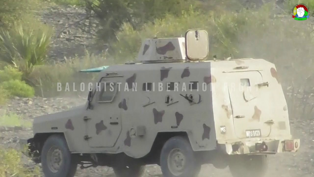 Download Army convoy ambushed by BLF in Balochistan