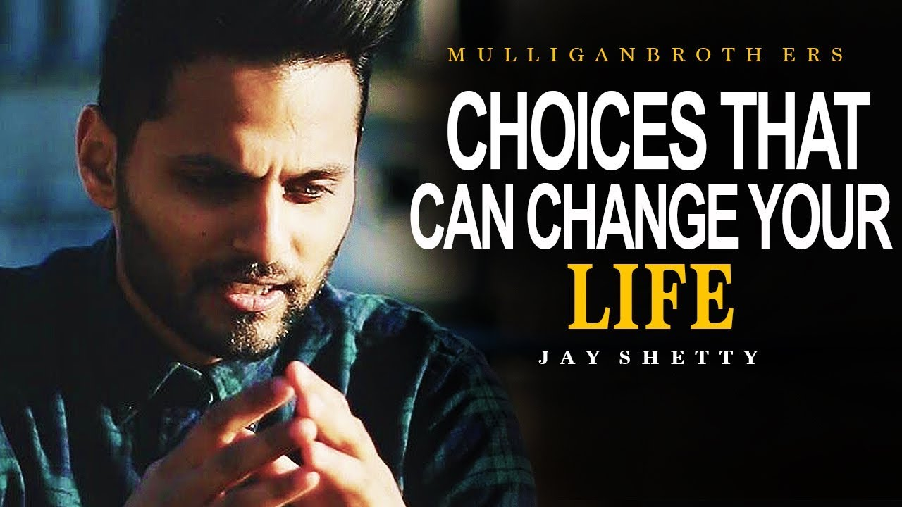 Download YOU NEED TO HEAR THIS! An Incredible Speech by Jay Shetty