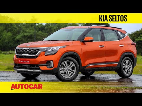 Kia Seltos – The One To Beat? | First Drive Review | Autocar India