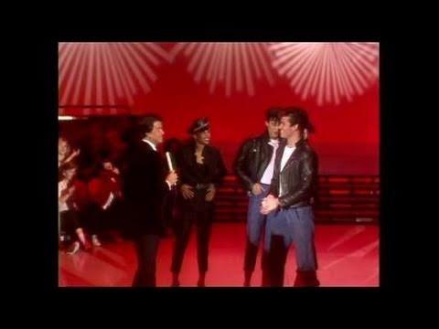 Dick Clark Interviews Wham - American Bandstand 1983