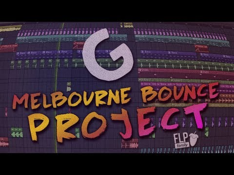 [FREE] Melbourne Bounce Project by Galwaro