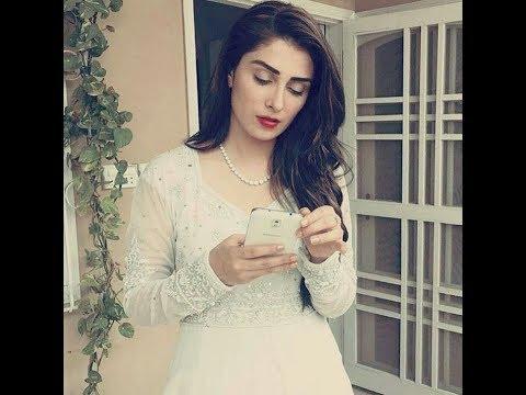 Ayeza khan Pakistani Actress Hot in tight blue jeans thumbnail