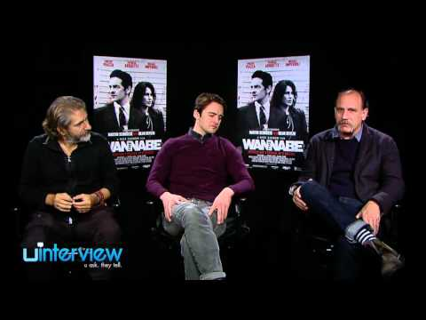 Nick Sandow, Michael Imperioli, Vincent Piazza On 'The Wannabe' EXCLUSIVE VIDEO