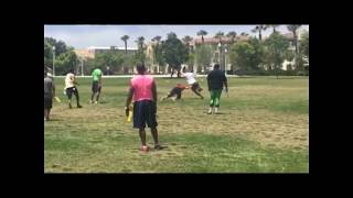 Flag Football Highlights: Introducing Keenan