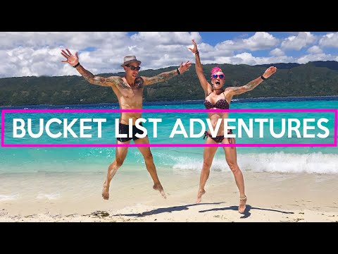 BUCKET LIST ADVENTURES- Philippines | Bali | Thailand-Family Travel Vlog