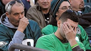 Eagles Fans CRYING Over Carson Wentz