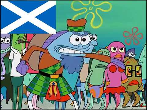 [UPLOAD 2] Non-countries portrayed by SpongeBob