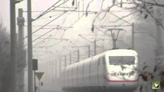 Züge Februar 02.2015 Teil 1 Bad Oldesloe