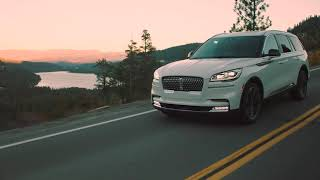 2020 Lincoln Aviator Reserve footage