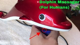 ✅  How To Use Red Dolphin Massager Review