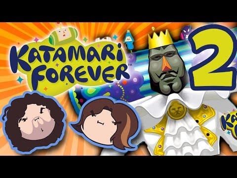 Katamari Forever: Staying Basic - PART 2 - Game Grumps