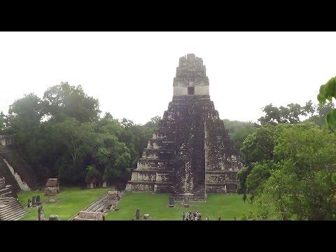My Journey to the Mayan City of Tikal, Guatemala