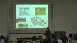 Biologické čtvrtky ve Viničné; L. Juřičková: Kolik přírody potřebuje šnek?, přednáška