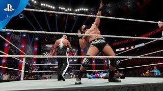 WWE 2K17 – Future Stars Pack Trailer | PS4