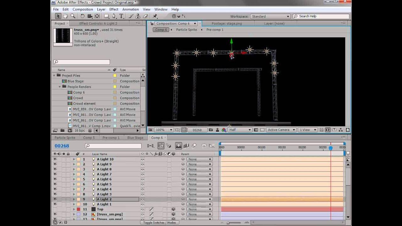 Renderworks & Spotlight - Stumped  - Entertainment - Vectorworks