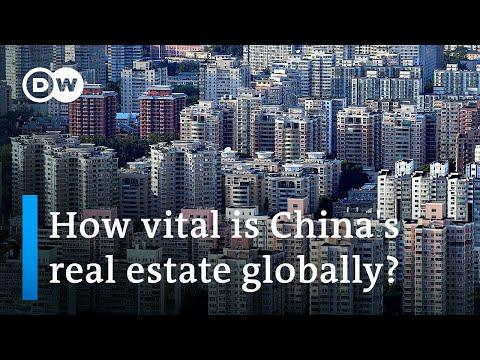 China's economy stumbles on Evergrande debt, energy shortages   DW News