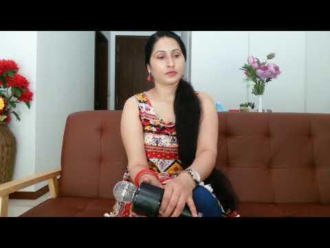 O saathiya O beliya (Alka yagnik Udit Narayan) sung by  Manju Bala