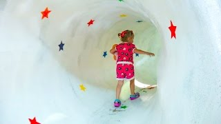 Vlog Like Nastya goes to the CHILDREN'S MUSEUM Fun for kids activities