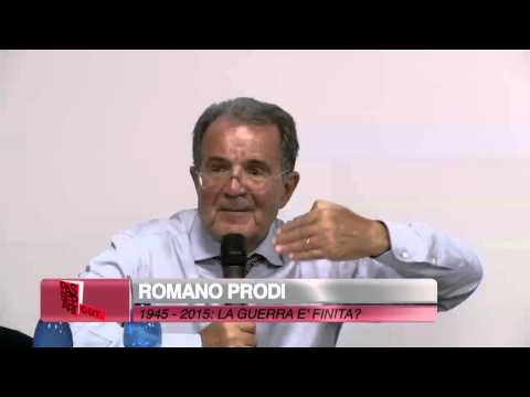 PASSEPARTOUT 2015: ROMANO PRODI. 1945-2015: LA GUERRA