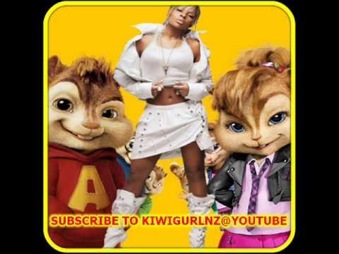 Mary J Blige Ft. Drake - Mr Wrong - Chipettes&Chipmunks
