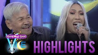 GGV: Vice Ganda had an unexpected guest