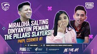 [PMPL Corner] [Cerita Ariel Membentuk The Pillars!  Miraldha Salting Dinyanyiin] [PMPL ID 2020 S1]