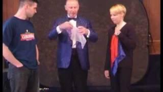 Comedy Magic Tricks - Embarrassing Bra'! - Hilarious cabaret magic tricks