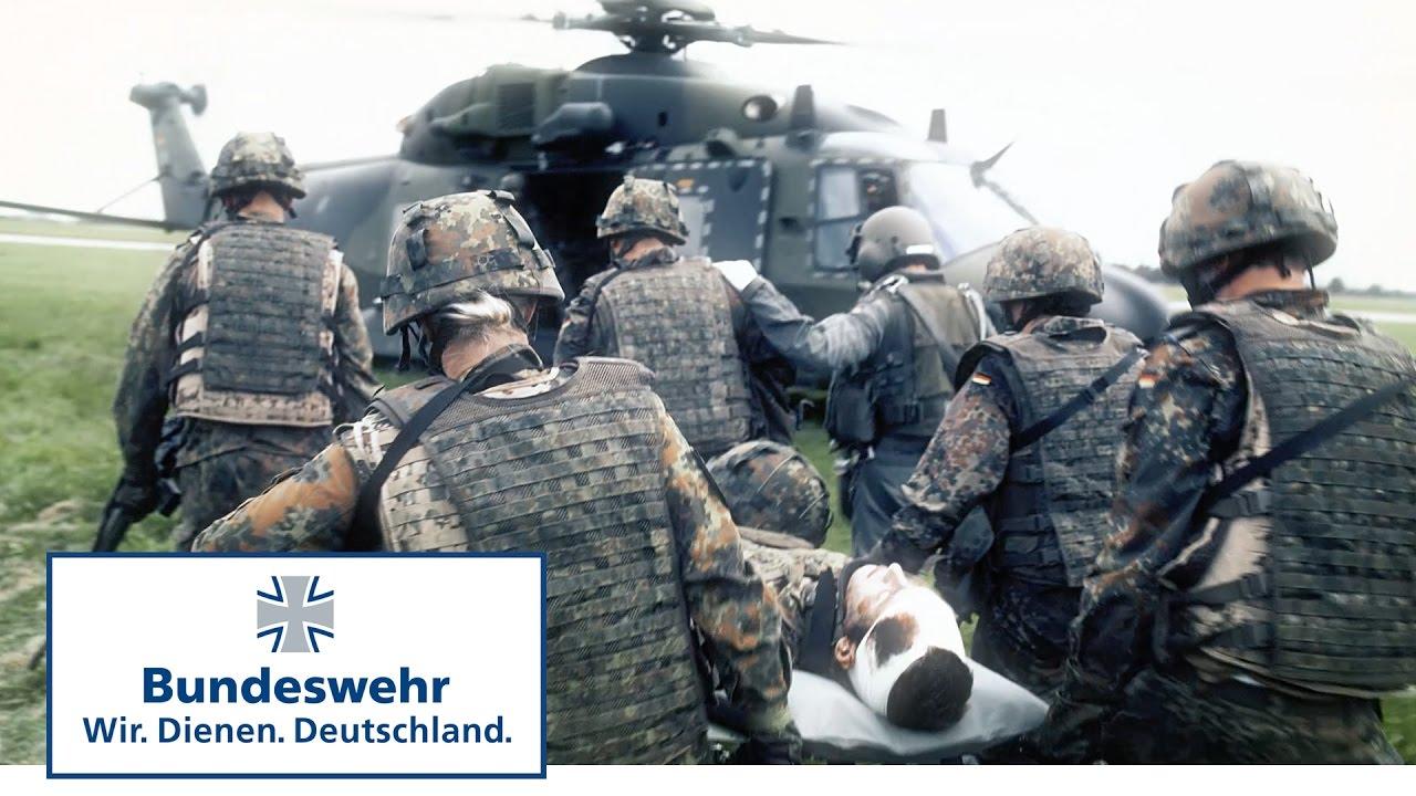 Sanitäter bundeswehr  Jobporträt: Rettungsassistentin im Sanitätsdienst der Bundeswehr ...