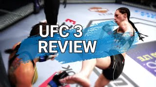 UFC 3 Xbox One X In-Depth Review [4K]