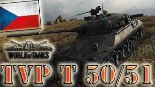 World Of Tanks /// TVP T 50/51 - Test Server Testing #2: Top Gun
