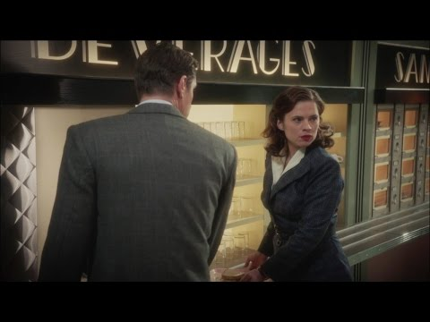 Marvel's Agent Carter - Hunted by the SSR