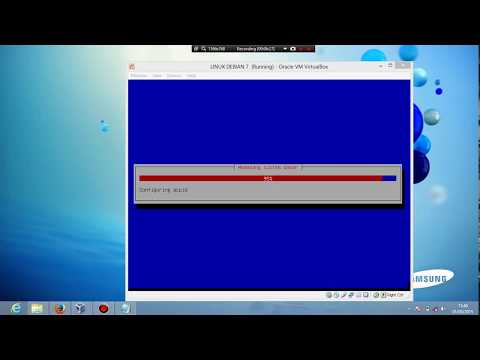 Cara Install Linux Debian 7 di Virtual Box (cuma 10 menit)