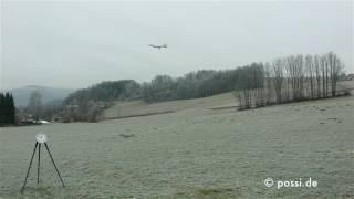 Quadcopter Ultra-long Flight Time 145,5 min Hoover