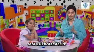 Sikh Channel Creative Khalsa: Drawing a Kalgi