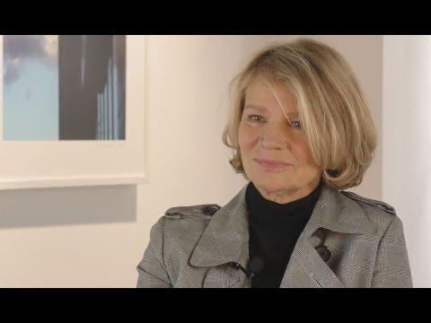 Ophtalmic et moi: Interview de Nicole Garcia