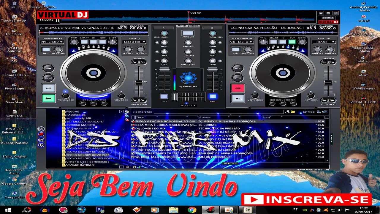 ELIAS DJ BAIXAR RONI